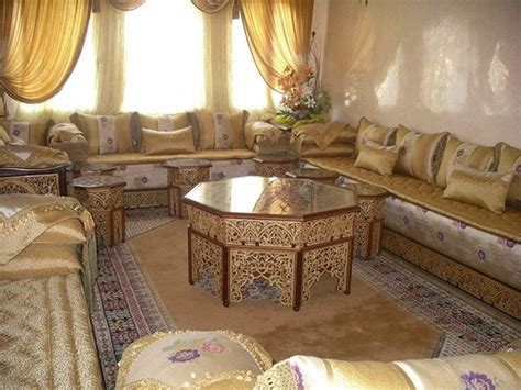 tissu pour canapé marocain tissu pour salon marocain moderne house