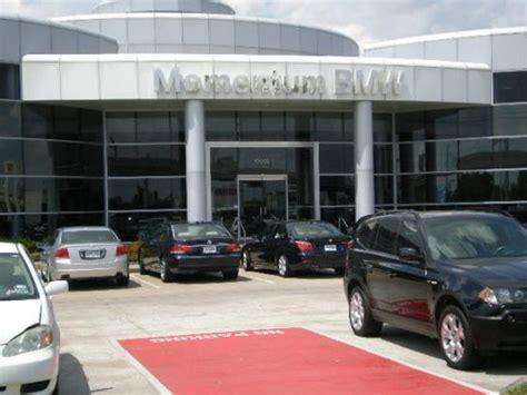 Momentum Bmw Mini Southwest Car Dealership In Houston, Tx