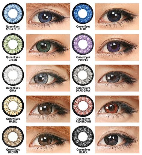 Halloween Prescription Contacts Cheap by Best Colored Contacts For Brown Eyes Male Models Picture