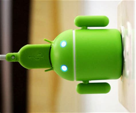 wireless phone charger for android andru android robot usb cell phone charger