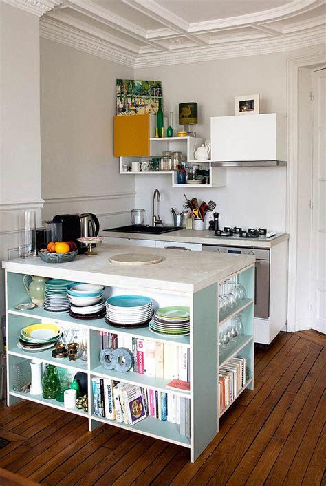 petites cuisines ouvertes cuisines ouvertes sur la maison cocon de décoration le