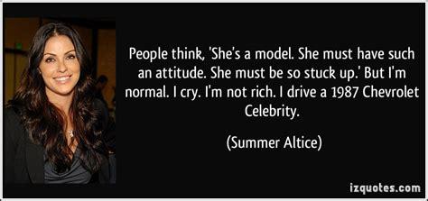 Stuck Up Attitude Quotes