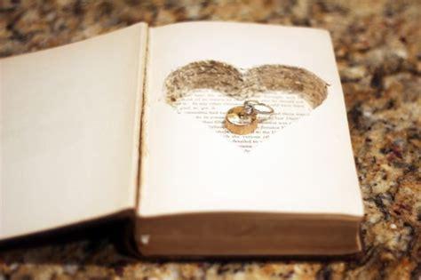 diy ringbearer book weddingbee