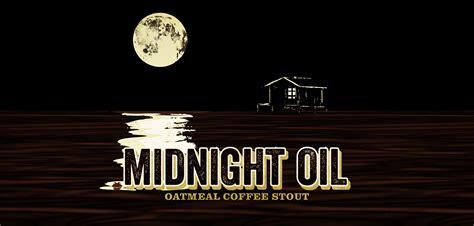 Midnight Oil Oatmeal Coffee Stout   Swamp Head : Swamp Head