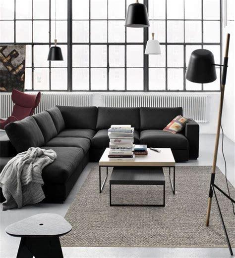 salon canape d angle salon avec canapé angle