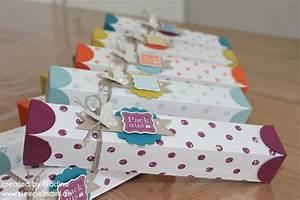Box Selber Basteln : pack aus basteln mit stampin up ~ Lizthompson.info Haus und Dekorationen