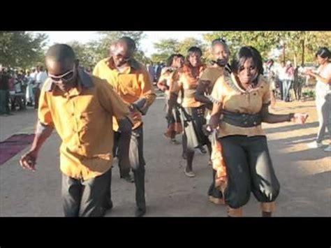 traditional african wedding  botswana youtube