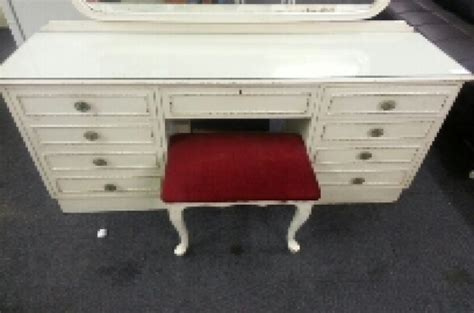 Dressing Table White For Sale
