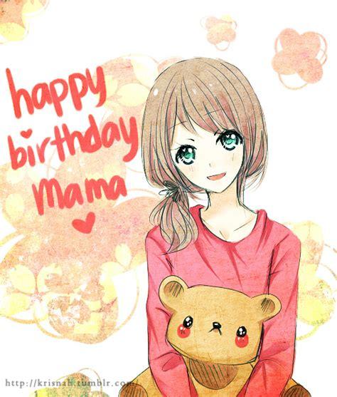 happy birthday mom  krisppie  deviantart