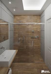 Badezimmergestaltung Ohne Fliesen : azienka oslo z betonu architektonicznego gotowe wn trza ~ Markanthonyermac.com Haus und Dekorationen