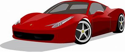 Ferrari Clipart Transparent Creazilla Cliparts