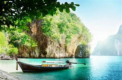 Tropical Landscape Desktop Wallpapers Backgrounds Mobile