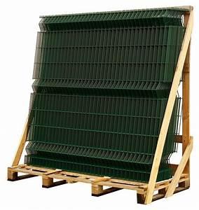 Tarif Grillage Rigide : panneau rigide vert haut 1 03 m brico d p t ~ Edinachiropracticcenter.com Idées de Décoration