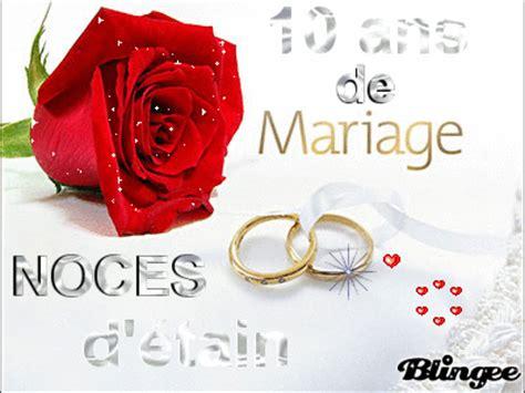 anniversaire de mariage 10 ans noce de quoi joyeux anniversaire page 4