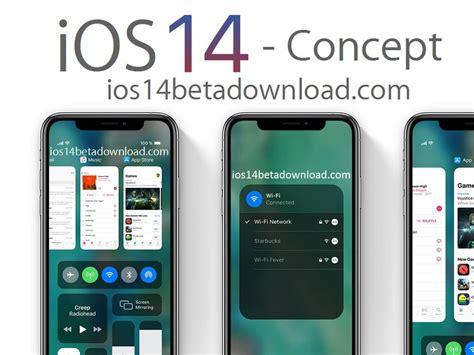 Ios beta 14