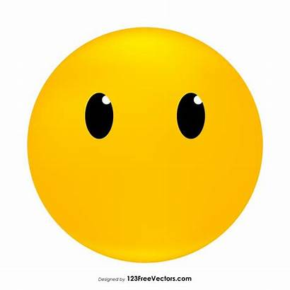 Emoji Mouth Face Without 123freevectors Clip Pikachu