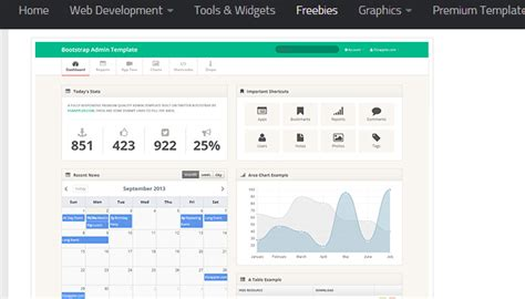 Twitter Bootstrap Html Templates Free Download by 30 Eye Catching Website Templates Using Twitter Bootstrap
