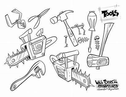 Prop Designs Tools Deviantart Animation Sketch Reference