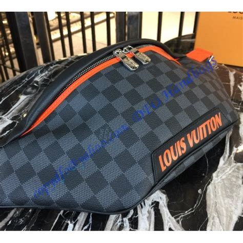 louis vuitton monogram cobalt discovery bumbag  luxtime dfo handbags