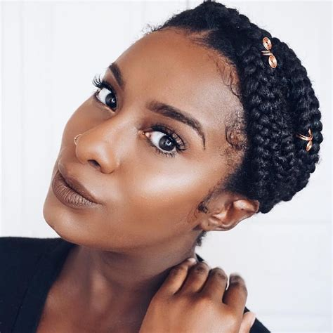 Best 25+ Protective Hairstyles Ideas On Pinterest