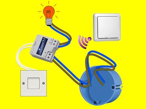 Lichtschalter Fernbedienung Nachrüsten by Funk Lichtschalter Set Funklicht Set Lichtschalter F 252 R