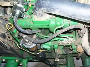 John Deere Fuel Pump Test