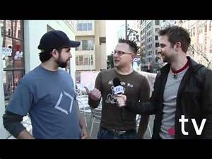 SXSW 2011 - Brian Brushwood and Justin Robert Young - YouTube