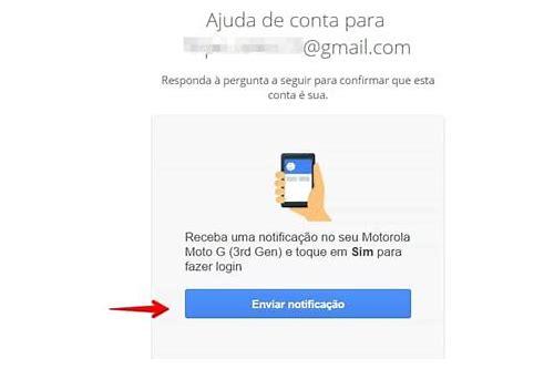 baixar conta do google para android recuperar