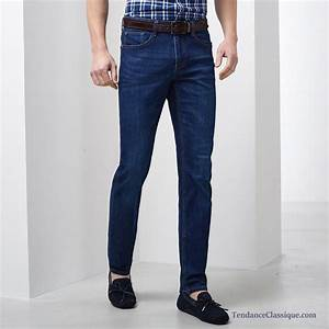 Chemise Jean Noir Homme : jeans homme skinny pas cher tendance classique ~ Melissatoandfro.com Idées de Décoration