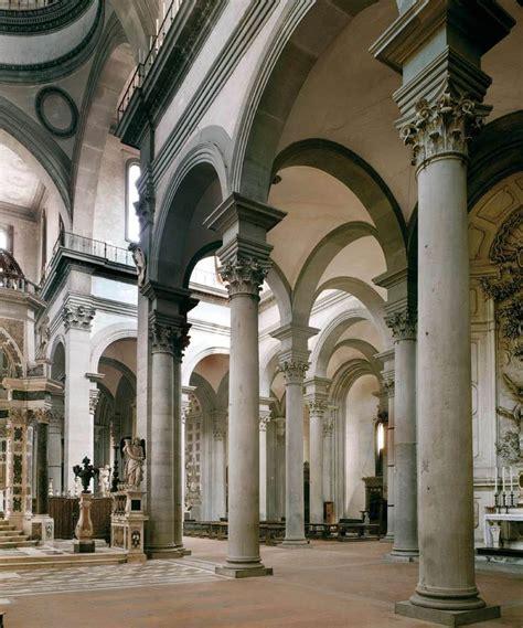 Architettura Rinascimentale S Spirito A Firenze