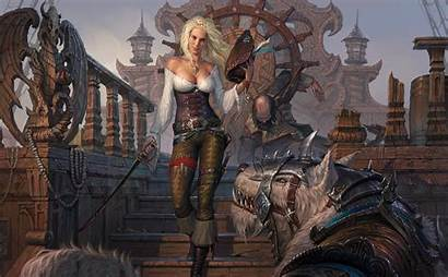 Fantasy Artwork Pirates Pc Px Wallpapers Warlord