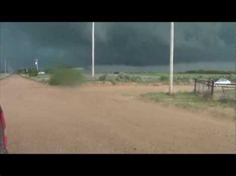 tornado april   south  woodward oklahoma youtube