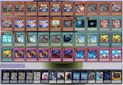 Yugioh Deck Build by Deck List Yugioh Cards Recipes Decks Builds Ydk