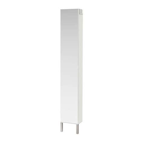 ikea lillangen bathroom mirror cabinet lill 197 ngen high cabinet with mirror door stainless steel