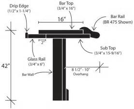 average size kitchen island standard bar dimensions specifications diy