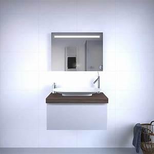 Spiegel 80 X 100 : fraaie badkamer spiegel met klok duo verlichting en verwarming 80x60 cm designspiegels ~ Bigdaddyawards.com Haus und Dekorationen