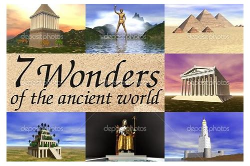 seven wonders of the world photos download