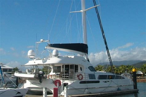bureau veritas darwin 2006 catamaran sailing 65 sail boat for sale