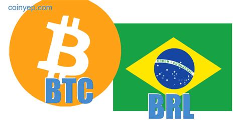 bitcoin brazilian real btcbrl  currency exchange