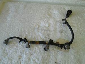 02 03 04 05 06 Nissan Altima Sentra Fuel Injector Wire Harness Oem  2 5l