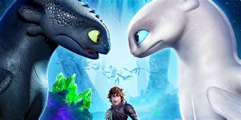 How To Train Your Dragon 3 Poster Teases A Brand New World