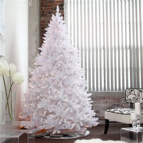 Winter Park Full Pre-lit Christmas Tree - Christmas Trees