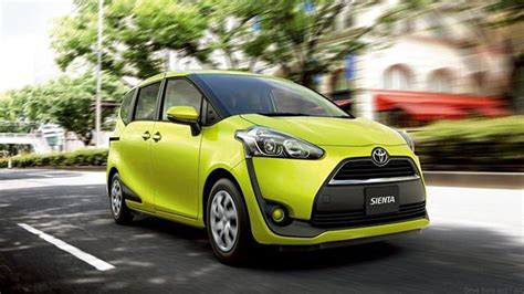 Toyota Sienta Photo by Toyota Sienta Compact Sporty Mpv In Umw Showrooms Now Dsf My