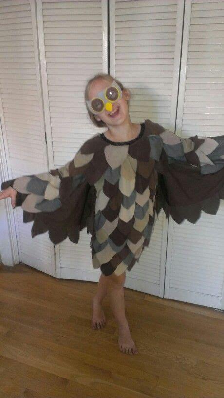 homemade owl costume costumes owl halloween costumes