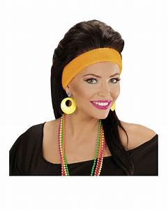 Achtziger Jahre Mode : 80er jahre ohrringe neongelb 80 s modeschmuck in neonfarben karneval universe ~ Frokenaadalensverden.com Haus und Dekorationen