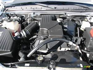 2005 Chevrolet Colorado Regular Cab 2 8l Dohc 16v 4 Cylinder Engine Photo  39773590