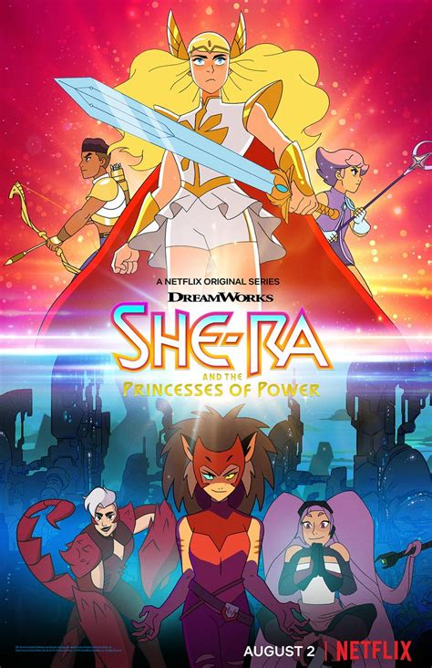 Continue scrolling to keep reading click the button below to start this article in quick view. SHE-RA AND THE PRINCESSES OF POWER Season 3 Trailer Teases All-Out War; Introduces Huntara