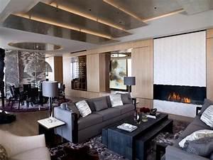 Faux Plafond Moderne Design. faux plafond suspendu une solution ...