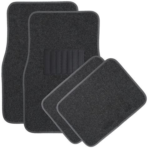 car auto floor mats  honda accord heavy duty semi