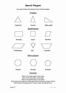 Special Polygons